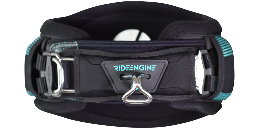 RideEngine 2019 Elite Carbon Sea Engine Green Harness