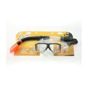 Комплект маска + трубка TUSA RC-7519