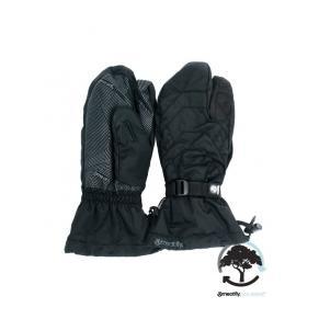 Сноубордические перчатки c тремя пальцами MEATFLY «ORGANIZED 3 FINGERS GLOVE»