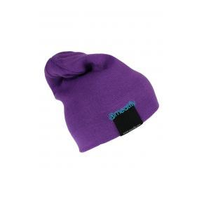 """Сноубордическая шапочка MEATFLY  """"Contra"""" цвет purple"""