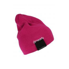 """Сноубордическая шапочка MEATFLY  """"Contra"""" цвет pink"""