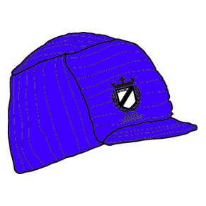 "Сноубордическая шапочка MEATFLY  ""Marshal"" purple"