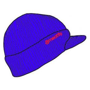 """Сноубордическая шапочка MEATFLY  """"Operator"""" цвет purple"""