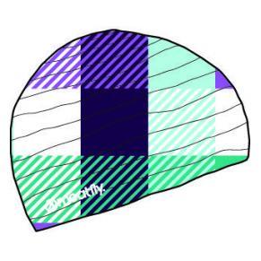 "Сноубордическая шапочка MEATFLY  ""Checkers"" 5 purple"