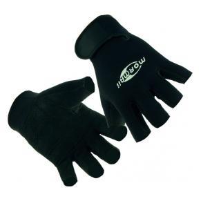 Неопреновые перчатки  MORMAII короткие пальцы 2 мм
