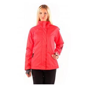 Куртка демисезонная женская утепленная флисовым мехом (66L-AF-472)
