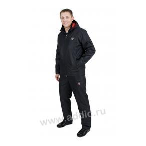 Куртка мужская на флисе (66M-3K-380)