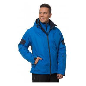 Куртка мужская на флиссовой подкладке (66M-4K-461)