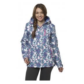 Куртка женская утепленная синтепоном и флисом (68L-3X-386)