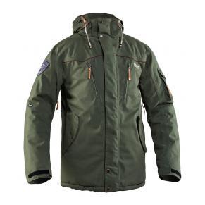 Городская куртка-парка  8848 Altitude «GANNETT»  olive