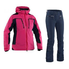 Женский горнолыжный костюм 8848 ALTITUDE: куртка DIANA + брюки ESTELLE