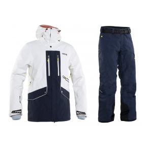 Костюм 8848 Altitude куртка «LEDGE» + брюки «BASE 68 PANT»