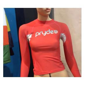 Женская лайкра PRYDE RASHGUARD с длинным рукавом