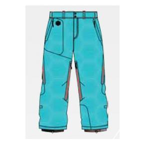 "Сноубордические брюки MEATFLY ""IO"""