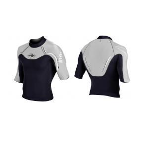 Лайкровая рубашка MORMAII «VULCANUS» с коротким рукавом