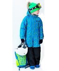 Детский горнолыжный комбинезон AT-PLAY Арт: 2ov532 (голубой)