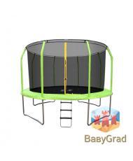 """Батут Baby Grad """"КОСМО"""" 12 футов  (3,65 метра)"""