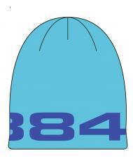182231 Шапочка 8848 ALTITUDE BIG LOGO turquoise