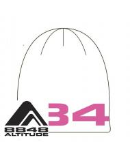 182231 Шапочка 8848 ALTITUDE BIG LOGO white