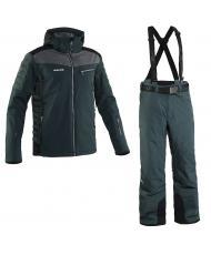 7106-7107 8848 Altitude куртка «DIMON» teal + брюки «Base 68» teal