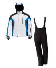 КУРТКА «HMG1323» + брюки «HMP3386» white