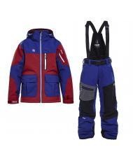 Костюм детский 8848 Altitude «JAYDEN» blue + «DEFENDER» blue