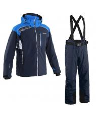 8848 Altitude куртка «KENSIN» navy +брюки «BASE-68» navy