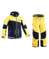 Костюм детский 8848 Altitude «OCTANS» navy + «NILITE» yellow