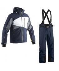 7110-7122_ 8848 Altitude куртка «RONIN» navy + брюки «BASE 68» navy