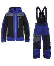Костюм детский 8848 Altitude «ZAMSAR» blue + «DEFENDER» blue