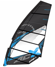 "Парус для виндсерфинга Point-7 ""ACX"" 2018 Slalom Sail Cam-free"