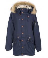 ACPJ-170202 Куртка-парка «VAN HELSING» blue