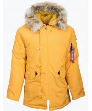 ACPJ-170206 Куртка-парка «ASHTON» golden