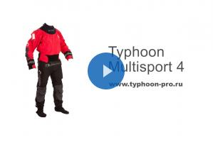 Drysuit Typhoon Multisport 4 PROMO