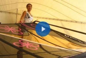Видео по настройке паруса