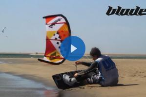 UH Team Rider in Dakhla - Unhooked & KITELOOP your life !!