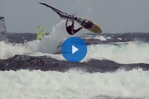 Slow motion wave action | Black Team