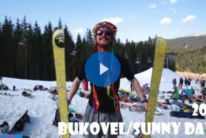 Oleynikov Ivan. From Ukraine With Love. Bukovel. Sunny days 2014