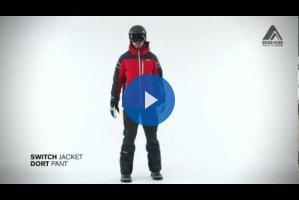 Мужская куртка SWITCH и штаны DORT от 8848 Altitude