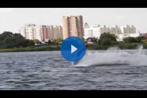 Wakeboarding: Как сделать Хинтербергер (Hinterberger) на лебедке