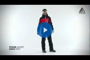 Мужская куртка STEAM и штаны KERS от 8848 Altitude