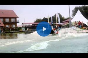 Wakeboarding. Разбор трюка Вулкан (Vulcan)