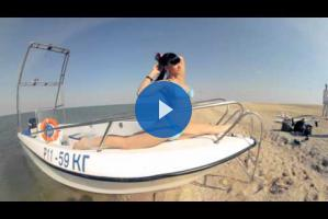 JETSURF trailer - Motorized board Jetsurf
