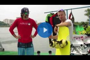 Wakeboarding: как сделать FrontFlip на лебедке