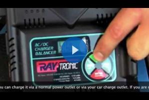 Видео-инструкции по обслуживанию JetSurf (Как заряжать батарею)