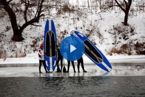 Ледяной СУП Ice SUP