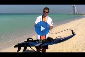 Видео-инструкции по обслуживанию JetSurf (Перед выходом на воду)