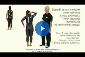 Mormaii Triflex | Como Vestir e Despir