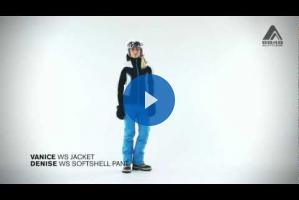 Женская куртка VANICE WS и штаны DENISE WS от 8848 Altitude