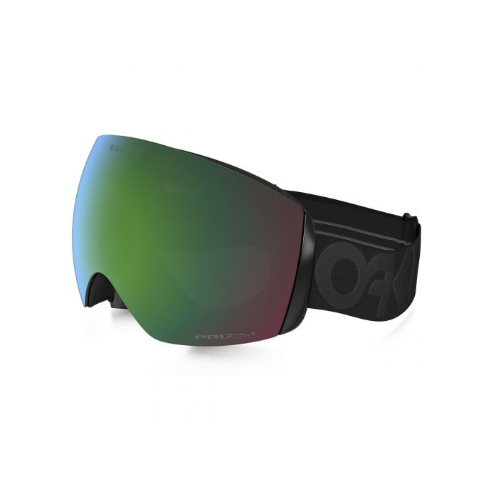 Маска OAKLEY FLIGHT DECK - 39229 - Цвет FACTORY PILOT BLACKOUT/PRIZM JADE IRIDIUM - Фото 1